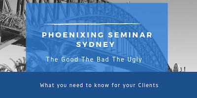 SYDNEY - Mackay Goodwin Phoenixing Seminar