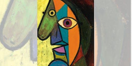 Brew N Brush: Picasso's Dora Maar