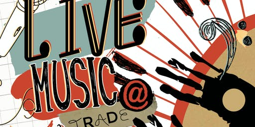 TRADE Food Hall Announces Live Music