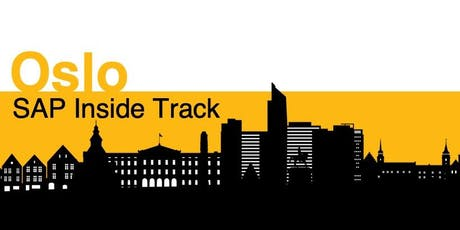 SAP Inside Track OSLO 2019 tickets