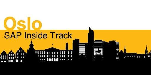 SAP Inside Track OSLO 2019