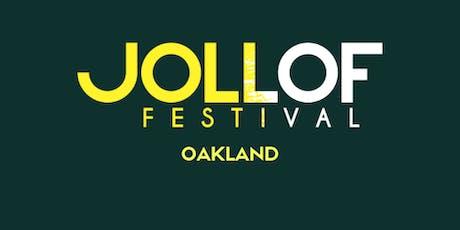 Oakland - Jollof Rice Festival tickets