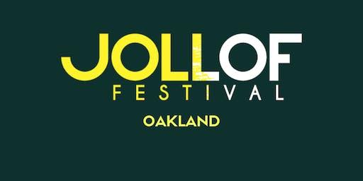 Oakland - Jollof Rice Festival