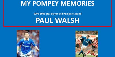 Paul Walsh - An Evening With