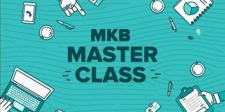 """Masterclass """"Meer en sneller verkopen"""" -  tickets"""