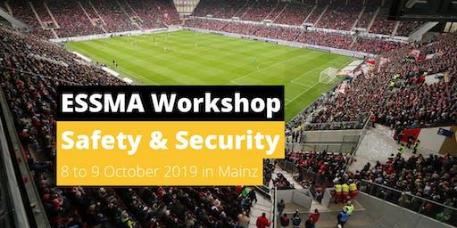 ESSMA Safety & Security Workshop 2019