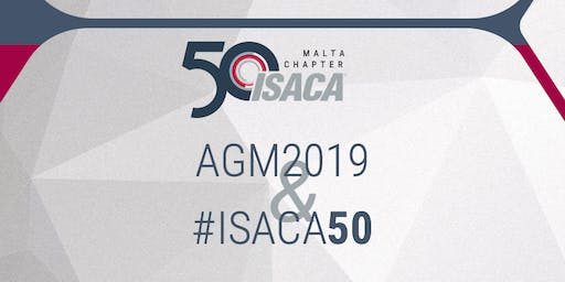 ISACA Malta Chapter - Annual General Meeting 2019