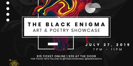 The Black Enigma tickets