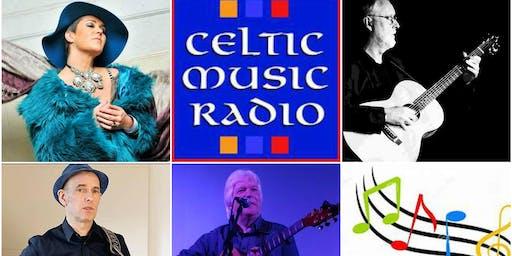 Celtic Music Radio: House Concert Fundraiser for Tom Fairnie