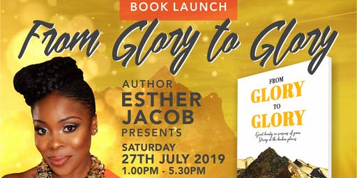 From Glory to Glory Book Launch