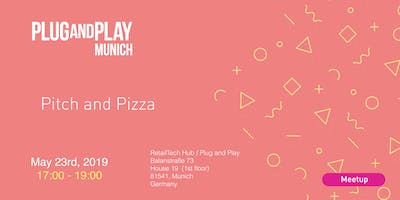 Plug and Plays Pitch n Pizza - Thursday