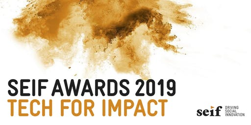 SEIF Awards Ceremony 2019 - Tech for Impact