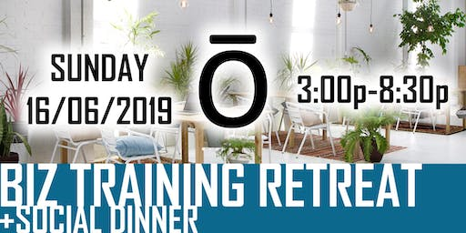 SOLD OUT > doTERRA Business Training Retreat + Social Dinner