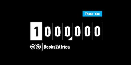 #1MillionBooks2Africa tickets