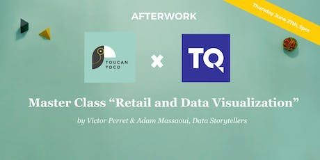 Master Class Retail and Data Visualization: how to choose the right graph for your data? tickets