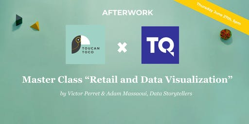Master Class Retail and Data Visualization: how to choose the right graph for your data?