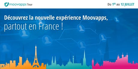 Moovapps tour - Montpellier  billets