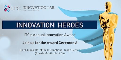 ITC Innovation Heroes 2019