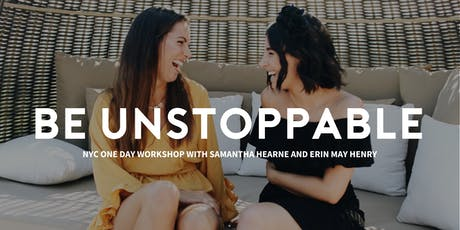 Be Unstoppable NYC One Day Workshop tickets