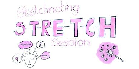 Summer Sketchnoting  Stretch Session  with Rachel Burnham  tickets