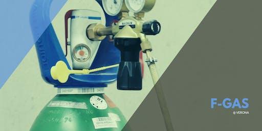 F-Gas: il nuovo regolamento spiegato ad aziende e professionisti @Verona