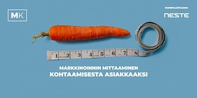 [MK] Markkinoinnin mittaaminen: Kohtaamisesta asiakkaaksi
