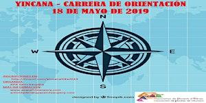 YINCANA - CARRERA DE ORIENTACIÓN