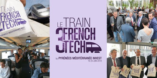 "Le ""Train French Tech 2019"" -  Soirée de networking à Madrid"
