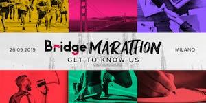 MILANO #7 Bridge Marathon - Get to know us!