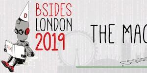 BSidesLondon2019 Workshop Registration