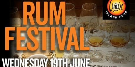 Rum Festival and Tasting tickets