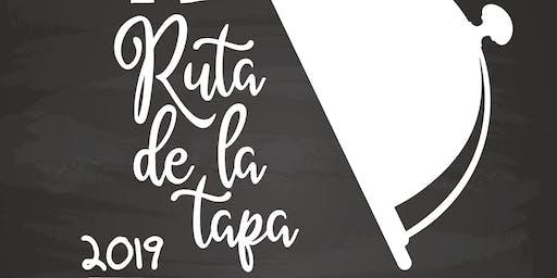 IV Ruta de la Tapa Dúrcal 2019