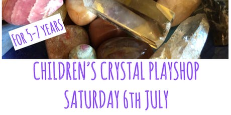 Children's Crystal Playshop  tickets