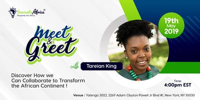 Meet and Greet to Transform Africa