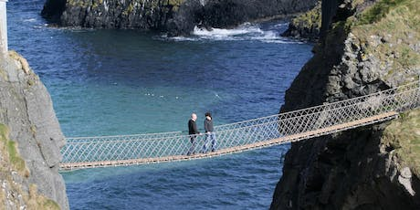 Giant's Causeway and Carrick-a-Rede Rope Bridge from Belfast (Jan20 - Apr20) tickets