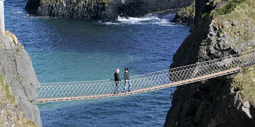 Giant's Causeway and Carrick-a-Rede Rope Bridge from Belfast (Jan20 - Apr20)