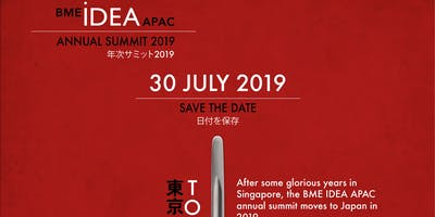 BME IDEA APAC Summit 2019