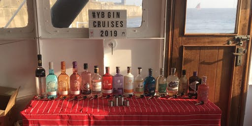 Yorkshire Belle Gin Cruises 2019