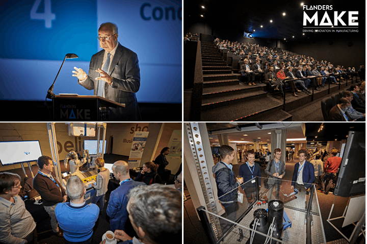 Flanders Make Symposium 2019: The future of manufacturing image