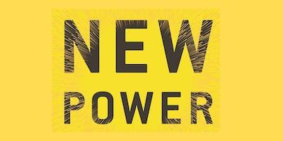 EBBC Hasselt - New Power (J. Heimans & H. Timms)