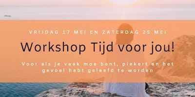 Workshop Tijd voor jou!