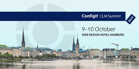 Configit CLM Summit 2019 tickets