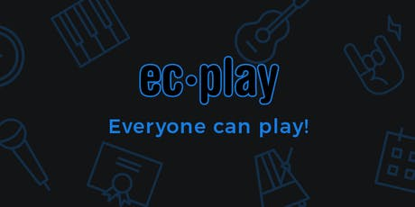 EC-Play Music Camp uke 40 (Høstferie) tickets