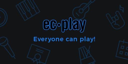 EC-Play Music Camp uke 40 (Høstferie)