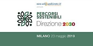 Percorsi Sostenibili - Direzione 2030