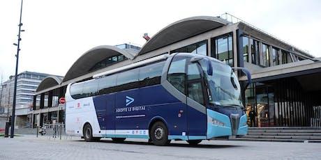 Le Bus ADOPTE LE DIGITAL dans la région Hauts-de-France billets