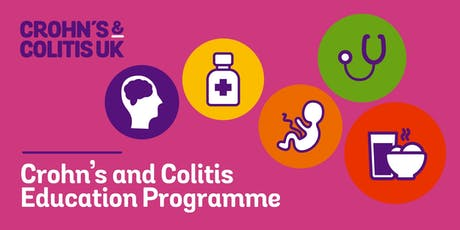 CROHN'S AND COLITIS EDUCATION PROGRAMME : NORTH WEST 2019 tickets