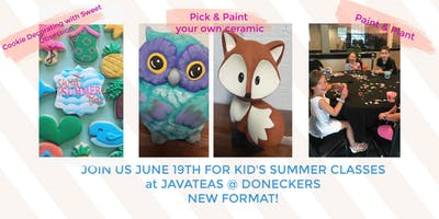 Kids Summer Classes