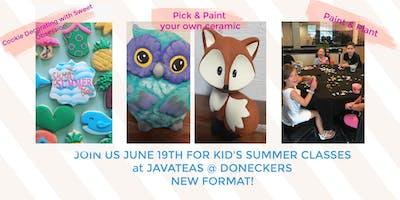 Kids Summer Classes