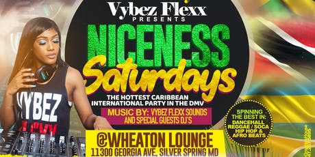NICENESS SATURDAYS tickets